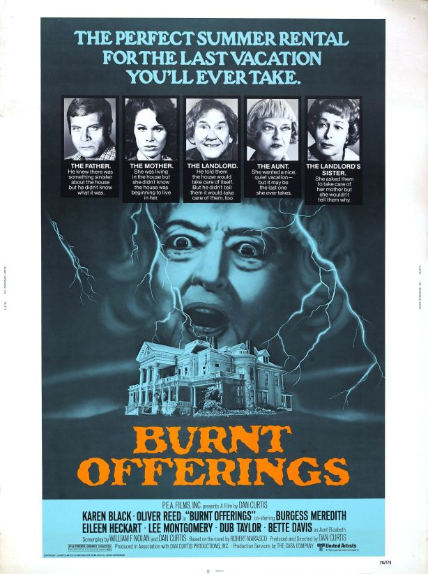 23. Burnt Offerings (1975)